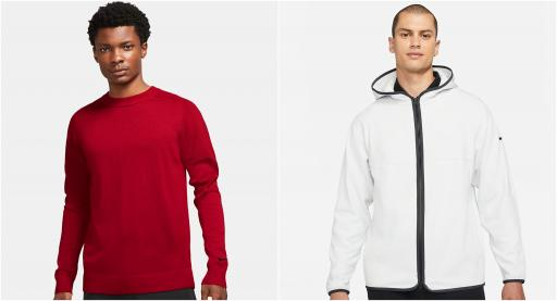 The BEST Nike Golf Jumpers and Jackets ahead of the Ryder Cup