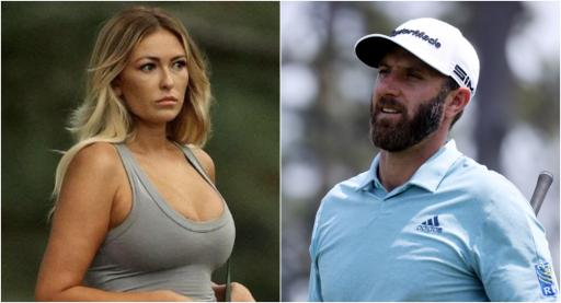 Paulina Gretzky INJURES herself ahead of supporting Dustin Johnson at Ryder Cup