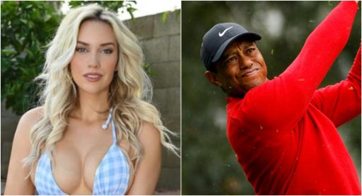 Paige Spiranac reveals TWO HUGE reasons for higher popularity than Tiger Woods