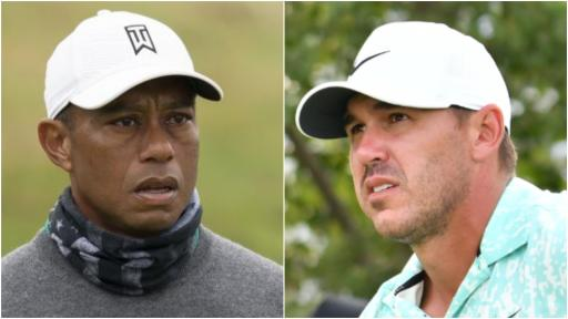 """Brooks Koepka on Tiger Woods: """"I'm going to catch him on MAJOR WINS"""""""