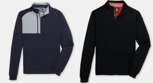 The BEST FootJoy mid-layer clothes for the autumn weather!