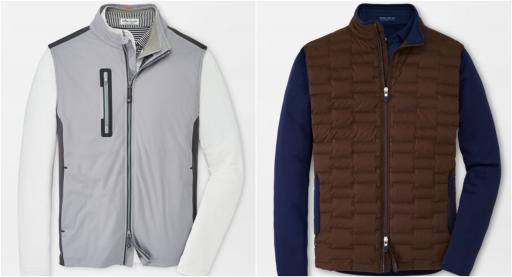 The BEST Peter Millar Outerwear items for your winter golf game!