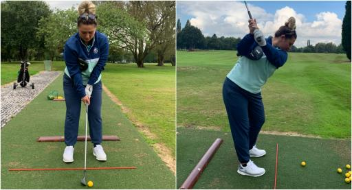 Best Golf Tips: Use the HEADCOVER DRILL to perfect your iron play