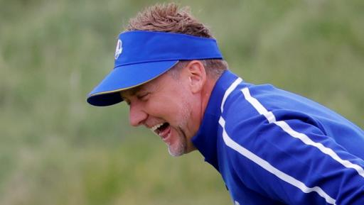 """Ian Poulter on Team USA: """"Six of their guys will feel they have to deliver"""""""