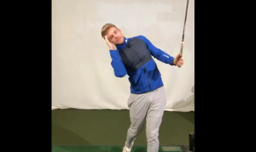 How to NEVER TOP A GOLF BALL again for the rest of your life!