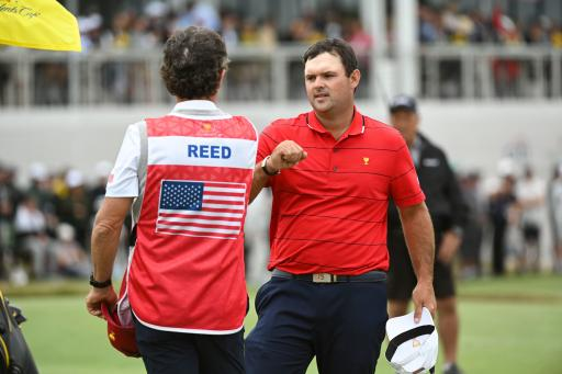 Patrick Reed happy to 'silence' hecklers with singles victory