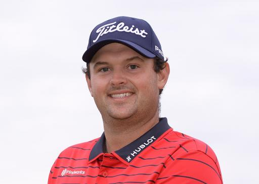 Why is Patrick Reed wearing a Titleist Cap on the PGA Tour and European Tour?