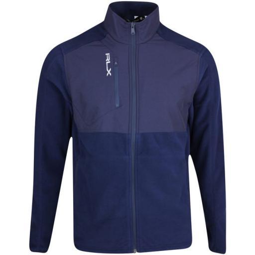 RLX Golf Jacket - Icon Fleece Hybrid