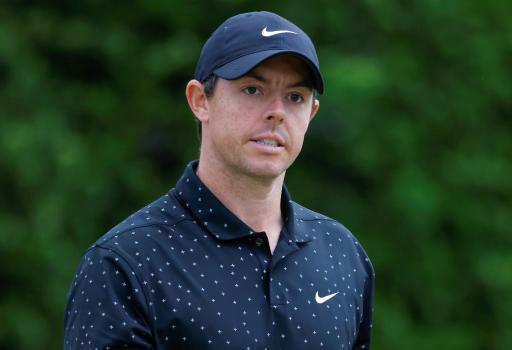 Rory McIlroy needs a new 3-wood because he THREW his last one in the TREES!