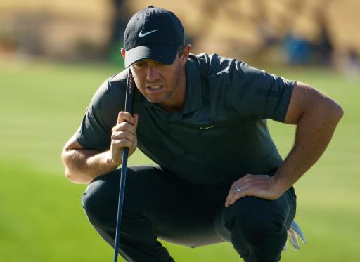 WGC-Workday Championship: Rory McIlroy switches TaylorMade putter
