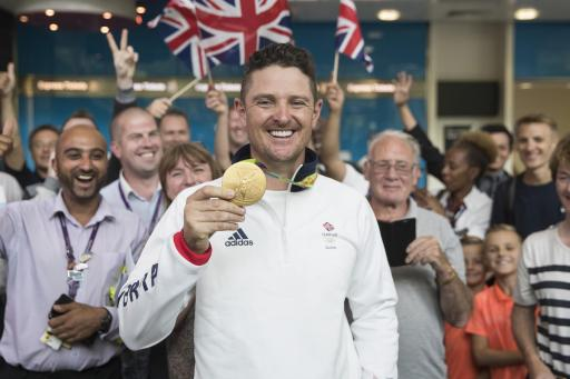 "Justin Rose: Olympic Gold ""biggest gift of my career"""