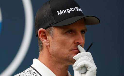 Golf fans FUMING as Justin Rose is left OUT of the European Ryder Cup side