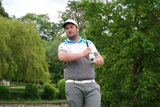 "Europro Tour star tells GolfMagic: ""I want my card, I hate sofa beds!"""