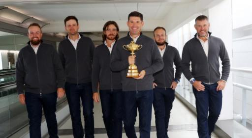 """""""Burton's closing down sale"""": Golf fans react to Team Europe's Ryder Cup outfit"""