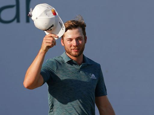 Sam Burns shoots 10-UNDER-PAR to lead the AT&T Byron Nelson after second round