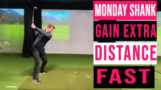 THREE Tips to gain MASSIVE Distance!   Monday Shank Ep.5
