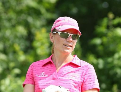 Annika Sorenstam returns to the LPGA Tour for the first time in 13 years