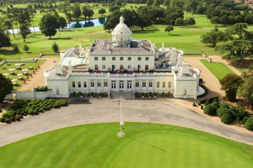Stoke Park Golf Club bought for £57 MILLION by Asia's richest man