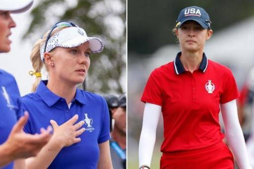 Solheim Cup: Was Nelly Korda controversy WORST ruling ever?