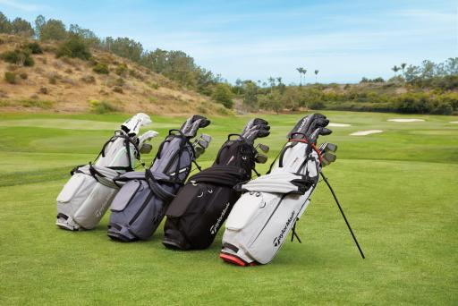 TaylorMade launches new bag range for 2019
