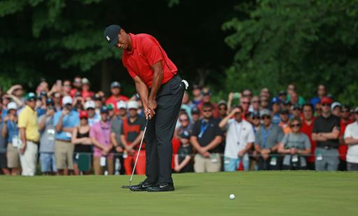 Why you should consider using Tiger Woods' Ryder Cup putting drill...