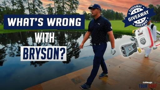 """The hate for Bryson DeChambeau cuts deeper than distance"""