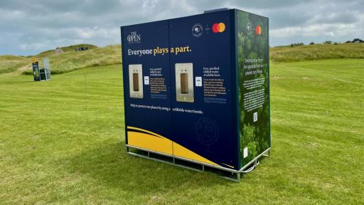 Major golf championships accelerate sustainability drive with Bluewater