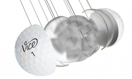 Vice Golf RELAUNCH the popular PRO SERIES golf balls!