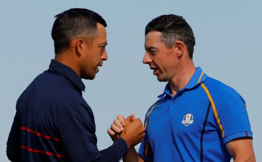 Ryder Cup SUNDAY SINGLES REVEALED: Rory McIlroy vs Xander Schauffele first game!