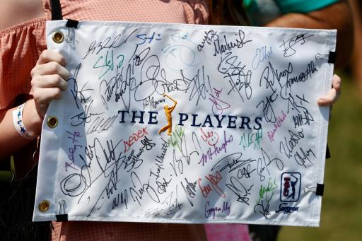 Casey and Dufner defy PGA Tour autograph policy at The Players