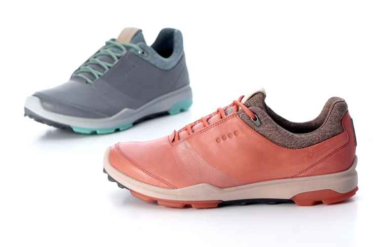 ECCO launches women's Biom Hybrid 3 golf shoe