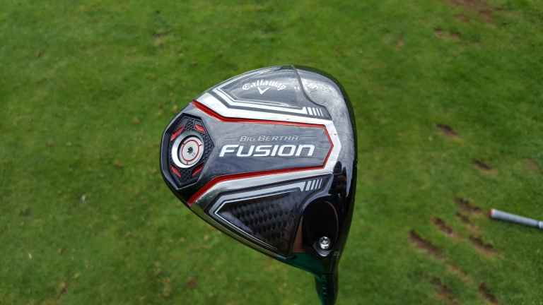 It S Not How Far Many Right If You Play By That Mantra The Callaway Bertha Fusion Driver Could Be For