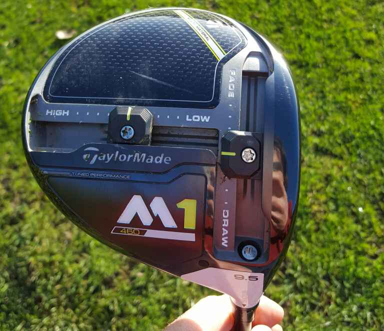 TaylorMade 2017 M1 driver review