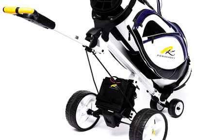 Powakaddy Touch | Golf Trolleys Reviews | GolfMagic