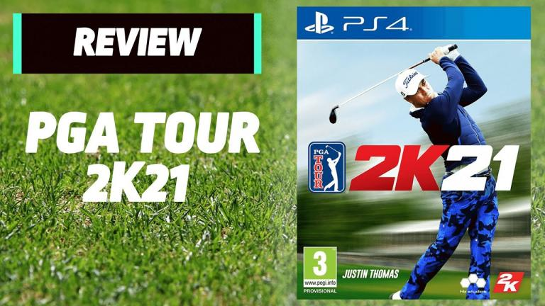 PGA Tour 2K21 Game Review