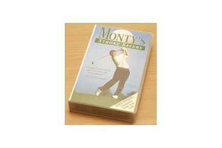 Monty's Stroke Savers Video (J283)