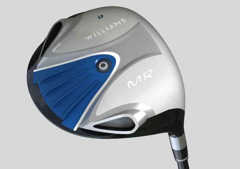 Williams Racing Golf MR driver review