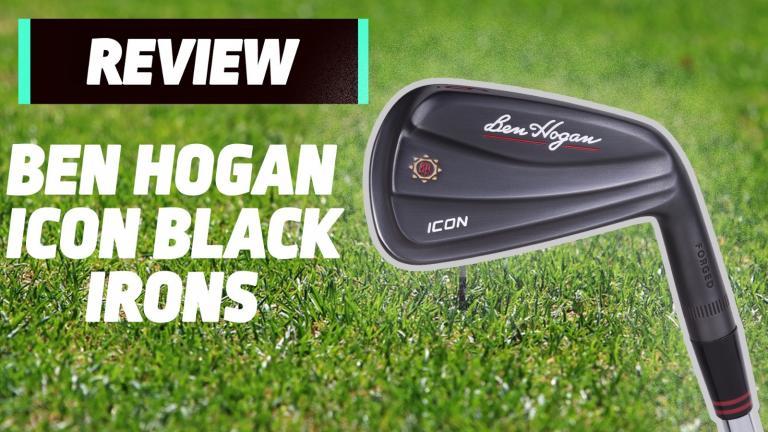 Ben Hogan Icon Black Irons Review