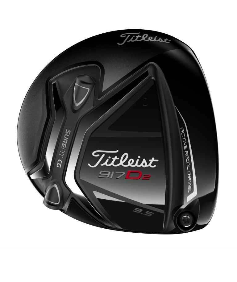 Titleist 917 D2 and D3 driver review