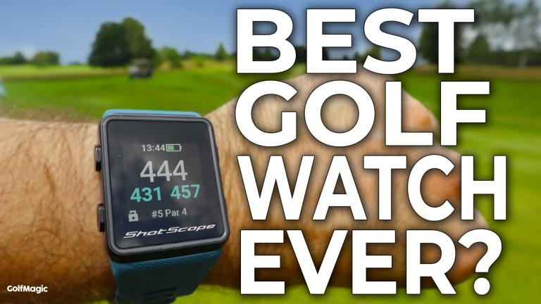 Shot Scope V3 GPS Watch FINAL Review! This is the best golf watch EVER