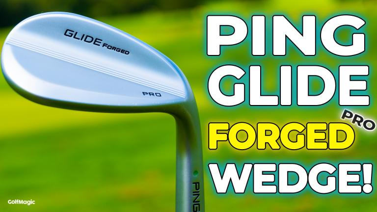 PING Glide Forged Pro Wedge Review! How well does it perform?