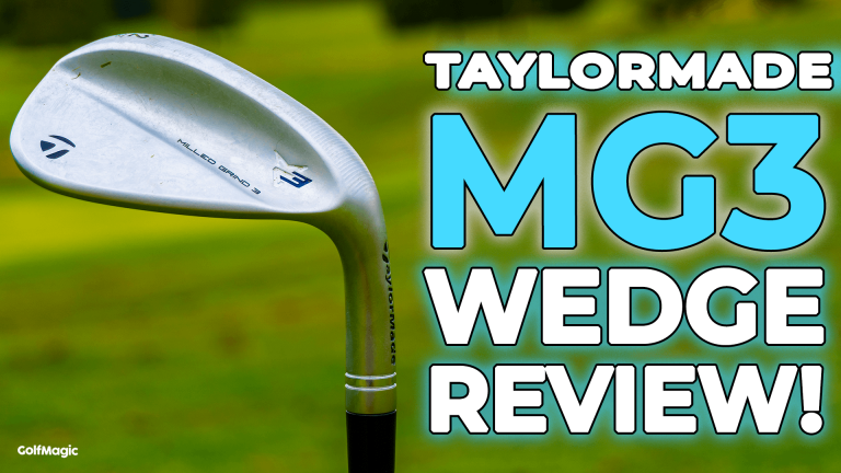 NEW TaylorMade MG3 Wedges Review! Is this the BEST WEDGE of 2021?