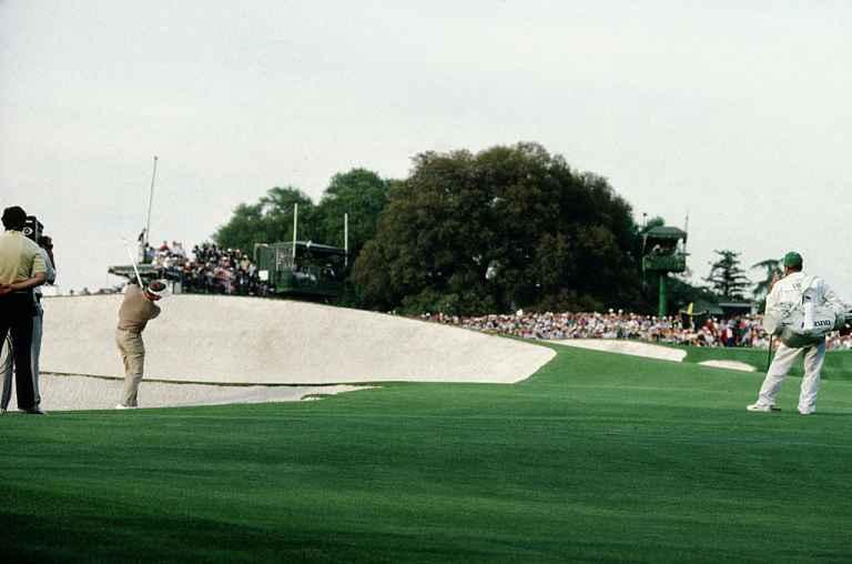Masters: Sandy Lyle's Augusta memories