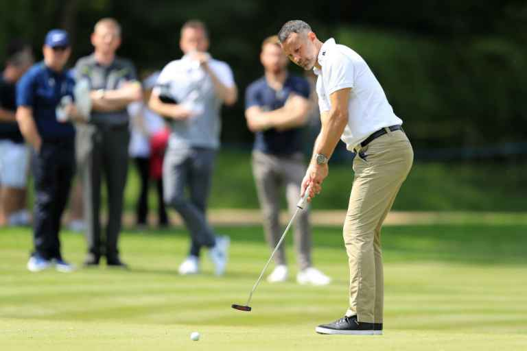 Ryan Giggs DQ'd from local golf event for not paying a £5 entry fee
