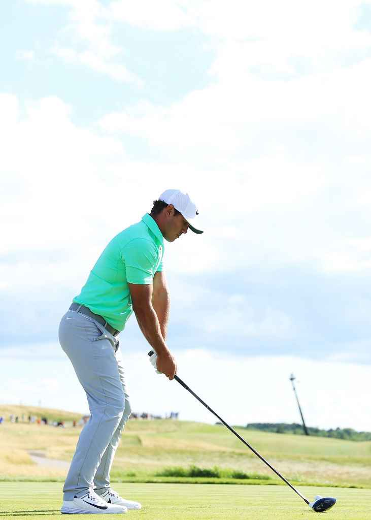 Brooks Koepka: Swing Sequence of the US Open champion
