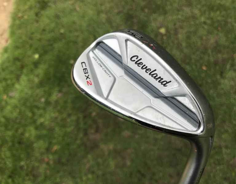 Cleveland Golf CBX2 wedges review