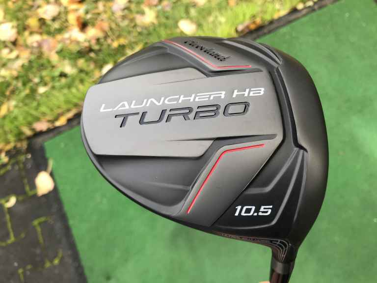 Cleveland Golf Launcher HB Turbo driver review