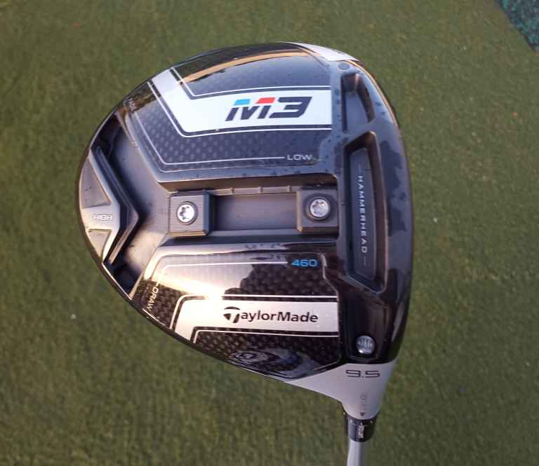 taylor made m3 driver specs