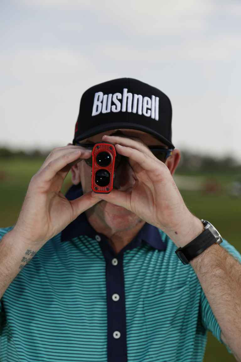 Bushnell partners with five European Tour caddie ambassadors for 2018