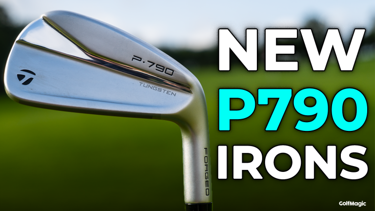 NEW TaylorMade P790 Irons 2021 Review! Are they TaylorMade's best iron ever?